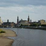 Dresden - Elbufer