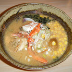北海道ラーメン(海鮮味噌)