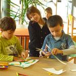 Les francas Fesches le Châtel automne 2011, les droits de l'enfant