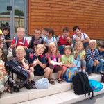 Les francas Fesches le Châtel juillet 2009