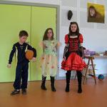 Les francas Fesches le Châtel 1er carnaval !