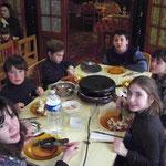 Les francas Fesches le Châtel février 2010 à charquemont