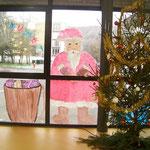 Les francas Fesches le Châtel 1ère déco de Noël !