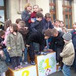 Les francas Fesches le Châtel printemps 2010, à Exincourt
