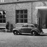 MAIN ENTRANCE, 1953