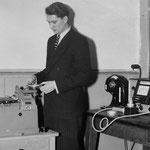 LABORATORY TESTING, 1953