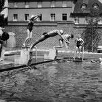 COMPANY POOL, 1953