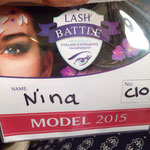 Vielen lieben Dank an meine süße Nina.