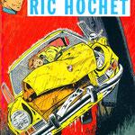 On a volé le moteur de Ric Hochet !