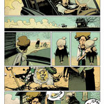 Abandonded Comic project