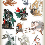 Tales of War miniature designs
