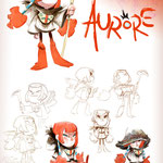 """""""Aurore"""" book"""