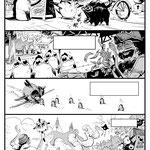 """Barcelona TM"" comic (script: Raquel Archer)"
