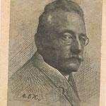 Redakteur Dr. Arthur Obst