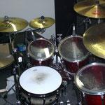Aufnahme im Rookies and Kings Studio Brixen