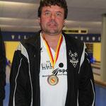 Wolfgang Schemel vom KV Offenburg war mit 441 Kegeln die Nummer eins im Team des KV Offenburg