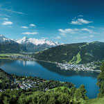 Sommer in Zell am See Kaprun