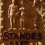Keramikrelief ,Rathaus Wittstock, 0,50x0,40