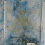 """""""Berlin im Regen"""", Acryl, Leinwand, 2,00x1,00"""
