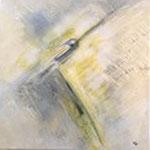 """""""Licht"""", Acryl, Leinwand, 1,00x0,80"""