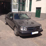 MercedesW124 Coupe 300-CE