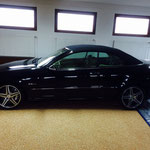Mercedes CLK- AMG