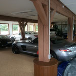 Mercedes SLS AMG, Wiesmann, Mercedes E-Klasse AMG TC-Concepts, Aston Martin und Mercedes ML-AMG