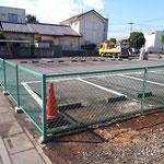 フェンス取り替え施工後