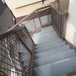階段塗装 施工後