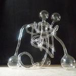 Alfons Egger Glasskulptur 2011