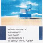 Alfons Egger Brindisi 1998 3D Zeichnung von Aaron Meier-Stauffer