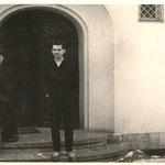 Joachim Nowotny Ende der 60er Jahre.