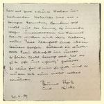Eintrag von Bruno Apitz. 30. Juni 1959.