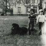 Silke Sämann, Sandra Hering und Arko.