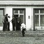 Seminargruppenaufenthalte des Literaturinstituts. Februar 1976.