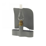 Applique lampe à huile