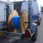 Week 3: kabel Niesternweg wordt omgelegd