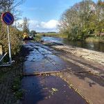 Vervanging oude waterleiding start aan de Niesternweg