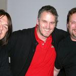 Und noch einmal liebe Kollegen: Aaron und Jürgen - Weltklasse! Hypnose Grundkurs 2011