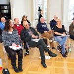 Gute Stimmung bei den Teilnehmern. Foto: Holger Siepmann