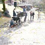松野町森の国ホテル ウェディング 人前式