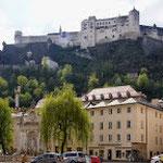 Salzburg - Hallstatt April 2014