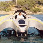 Aquavision navire type Aquascope A8