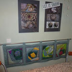 Wandschutz an der Eßecke in unserer Küche