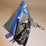 MotoCross blau-grau