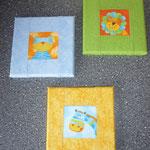 Bilder fürs Kinderzimmer, auf Keilrahmen