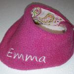 mit Fleece in pink
