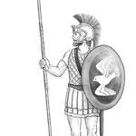 ギリシャ兵