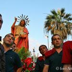 I devoti a San Giovanni