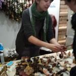 Handspindeln von Sidi